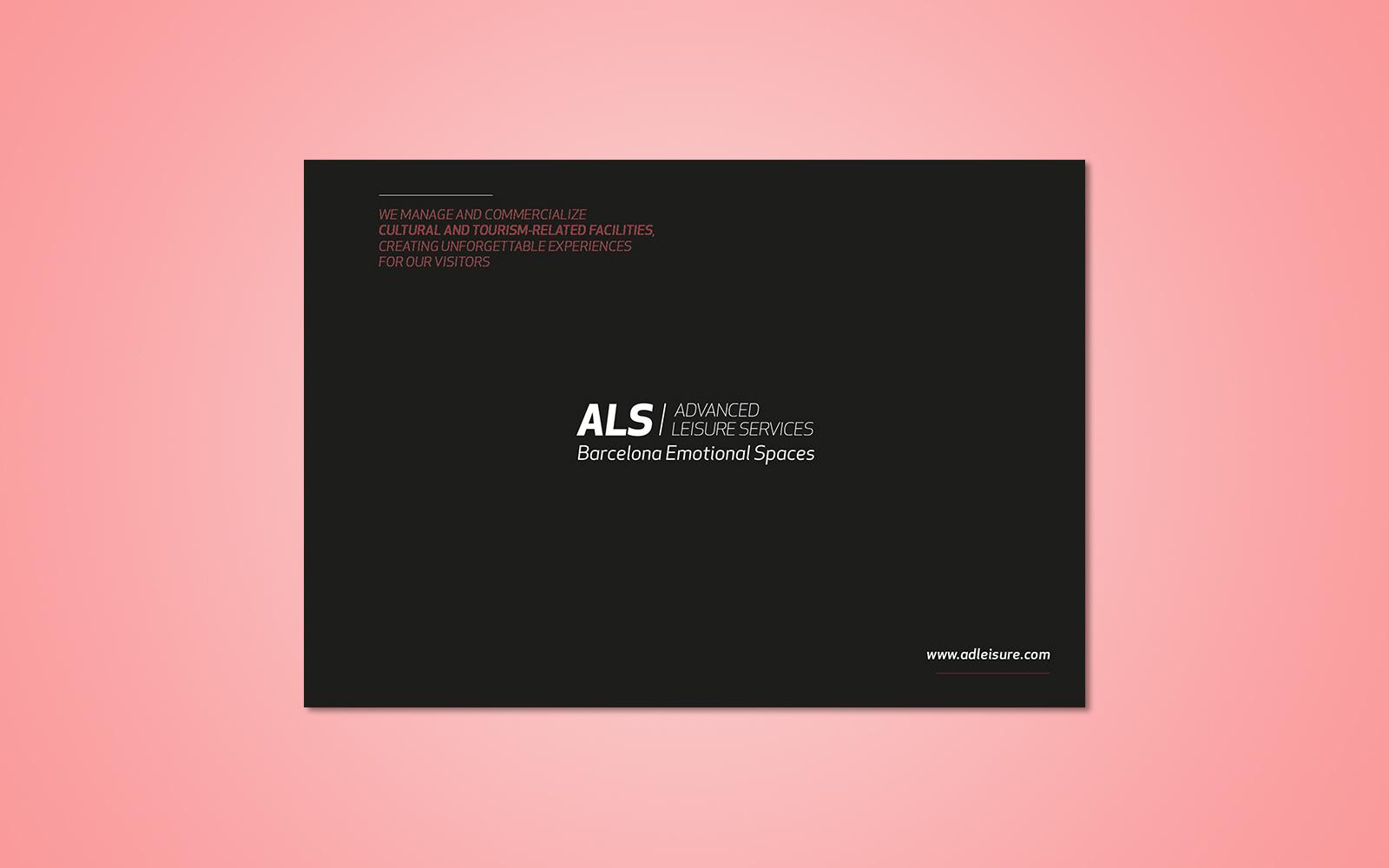 Catàleg Advanced Leisure Services