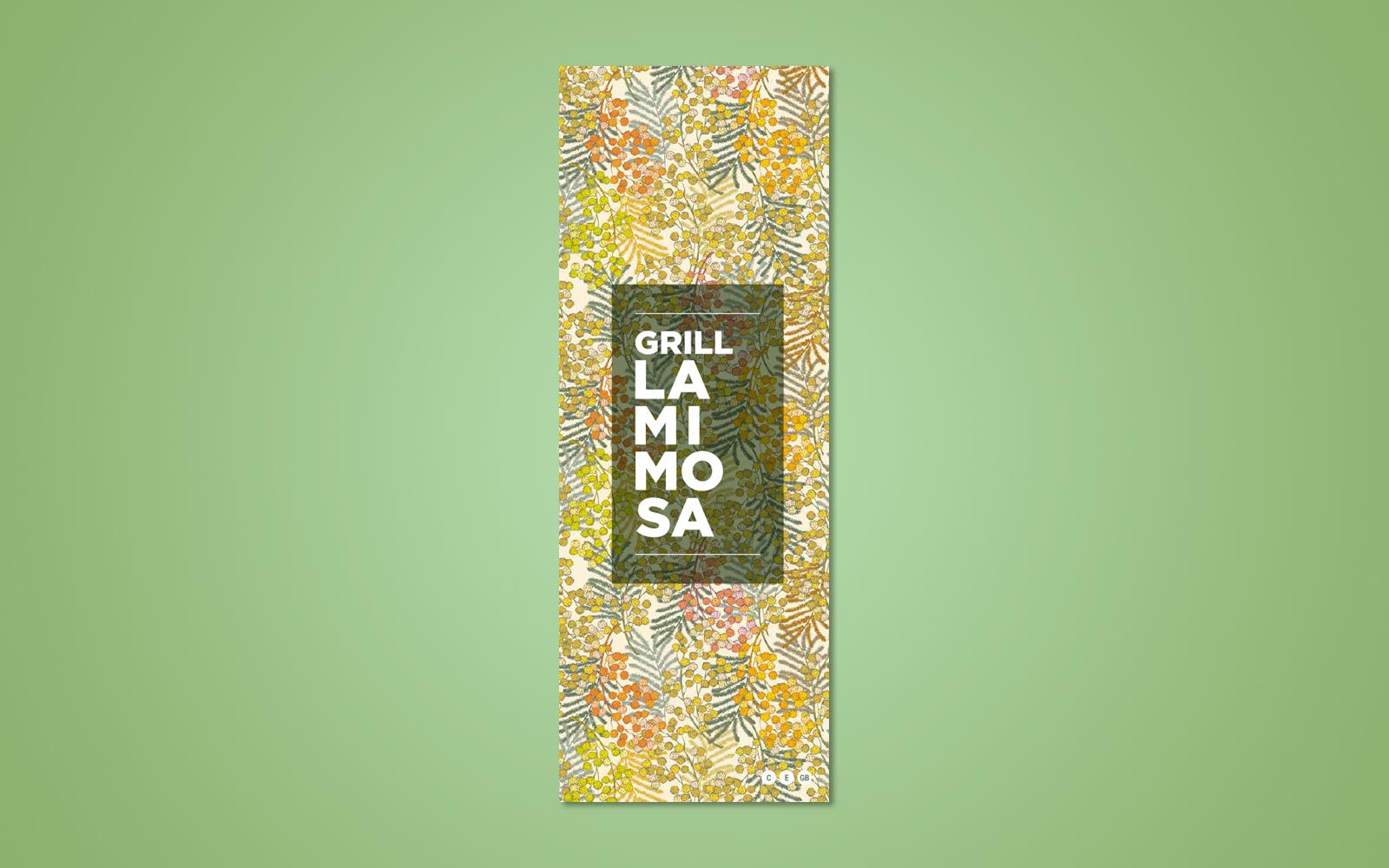 Carta La Mimosa