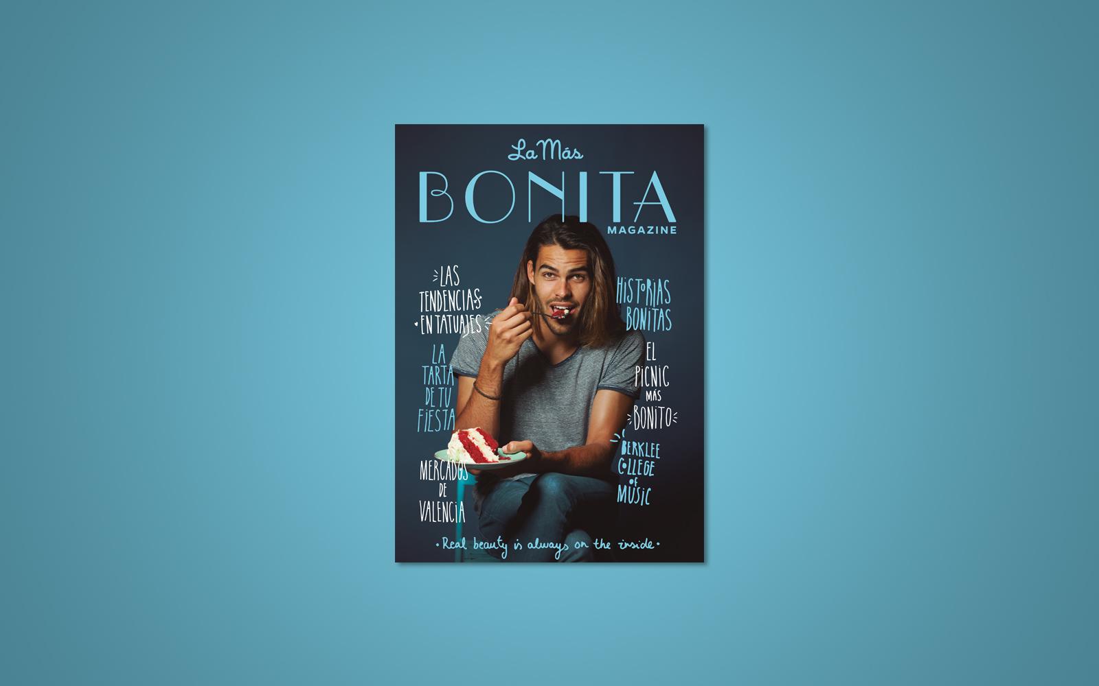 Revista La Más Bonita